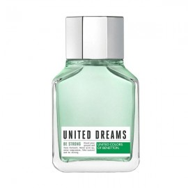 عطر بنتون مدل United Dreams Men Be Strong EDT