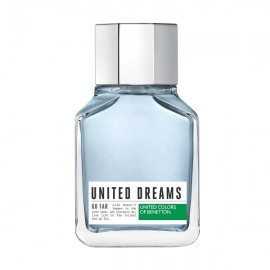 عطر بنتون مدل United Dreams Men Go Far EDT