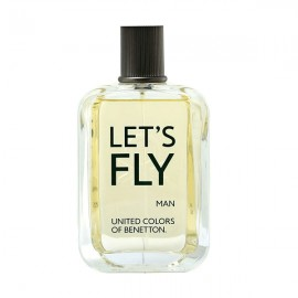 عطر بنتون مدل Let's Fly EDT
