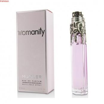 عطر زنانه تیری ماگلر مدل Thierry Mugler Womanity Eau De Parfum