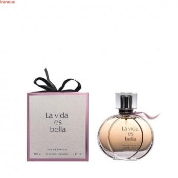 عطر فراگرنس ورد La Vida Es Bella EDP