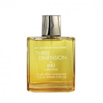 عطر مردانه ریو کالکشن مدل Three Dimension Eau de Parfum