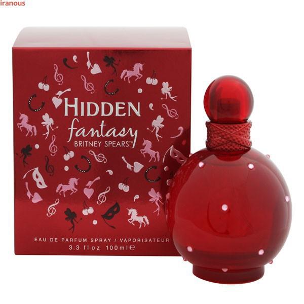 عطر زنانه بريتني اسپيرز مدلHidden FantasyEau de Parfum