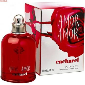 عطر زنانه کاشارل مدل Amor Amor Eau De Toilette