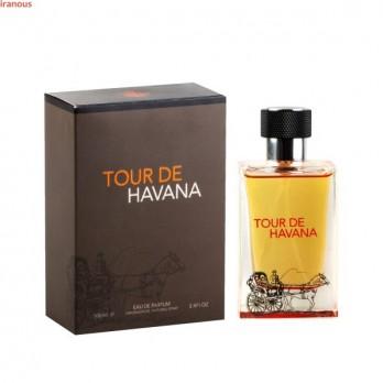 ادوپرفیوم فراگرنس ورد Tour De Havana حجم 100 میلی لیتر