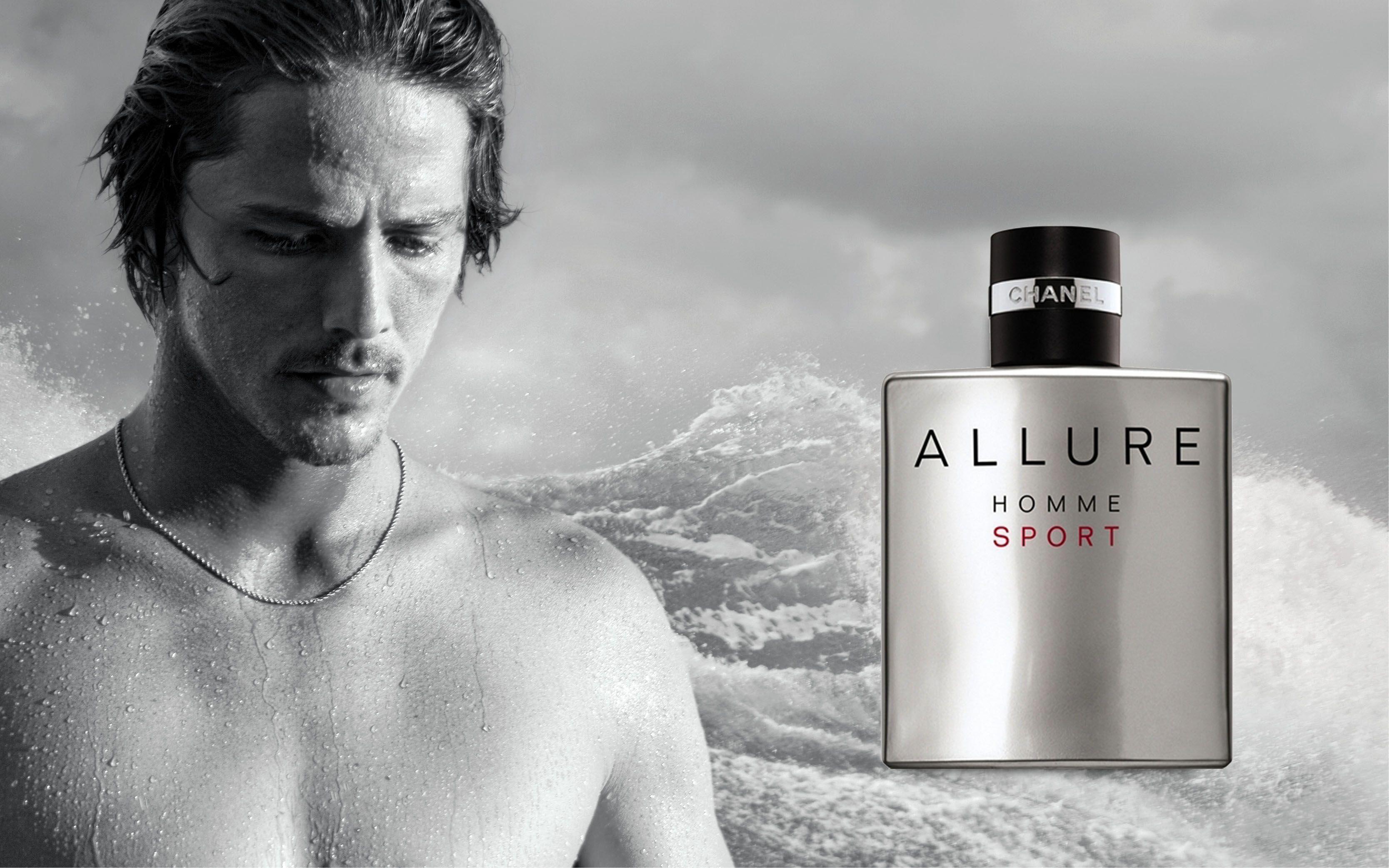عطر مردانه شنل Allure Homme Sport حجم 100 میلی لیتر