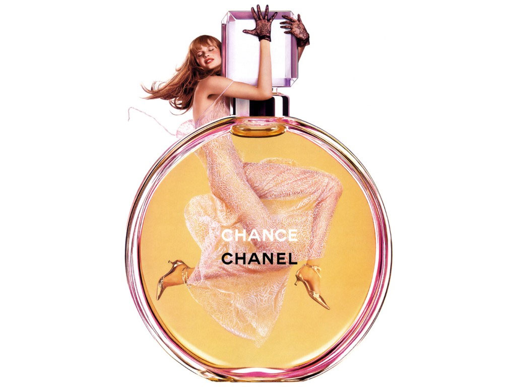 عطر زنانه شنل Chance حجم 100 میلی لیتر