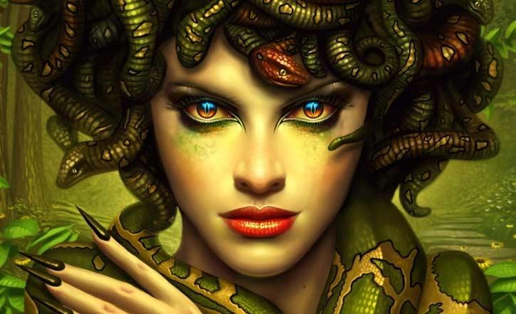 Medusa versace مدوسا نماد و لوگوی برند ورساچه