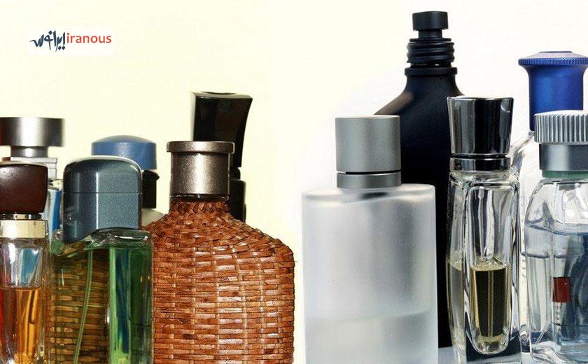 تفاوت عطر ادکلن
