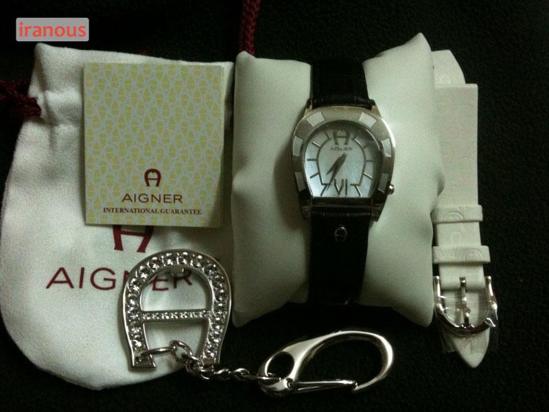 محصولات برند اتین اگنر تاریخچه برند اگنر Aigner