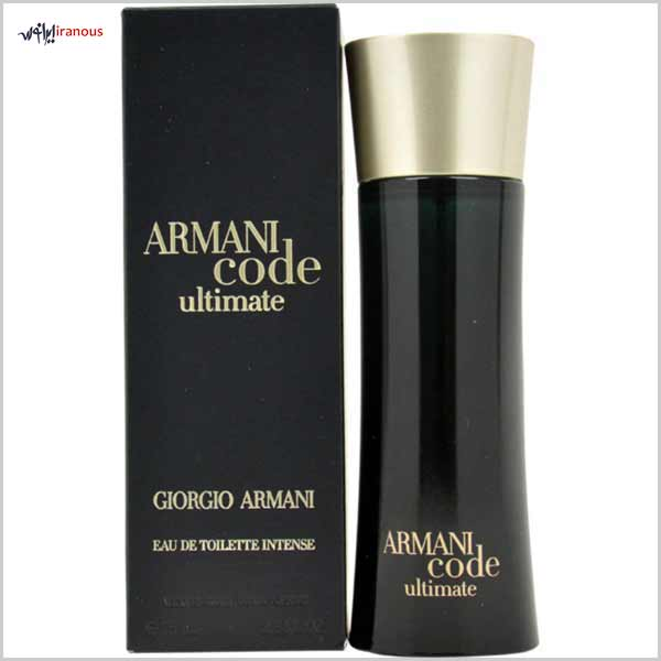 پرفروش ترین عطر و ادکلن های 10 برند برتر عطر و ادکلن جهان عطر ادکلن Armani Code