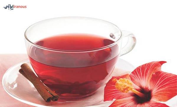 رنگ موی گیاهی با چای ترش تهیه ی رنگ موی طبیعی گیاهی
