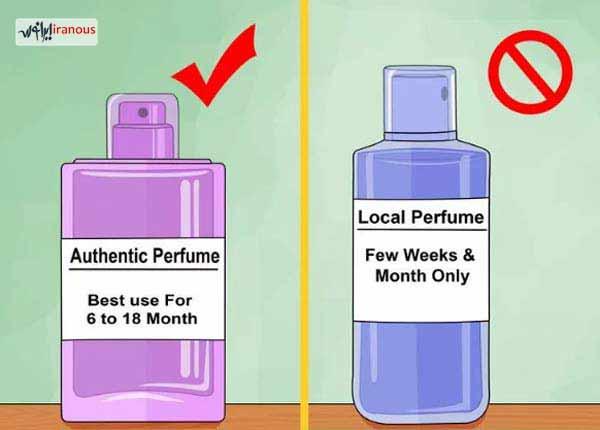 شناخت عطر ادکلن های با کیفیت از عطرهای تقلبی