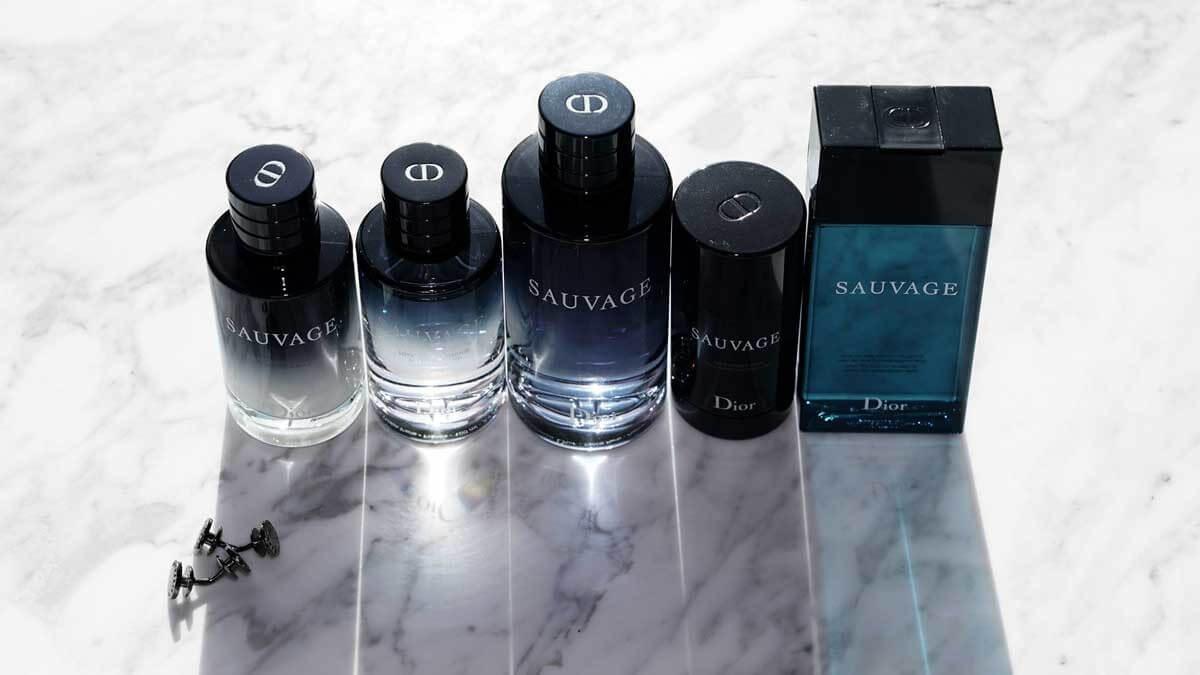 تستر اصل دیور ساواج (ساواژ) – ساوج Dior Sauvage
