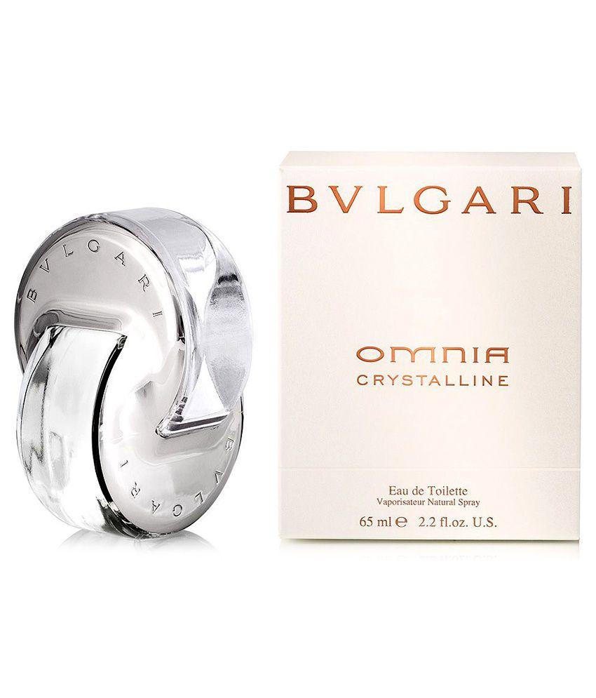 عطر بولگاری مدل Omnia Crystalline EDT عطر زنانه با ماندگاری بالا