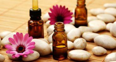کاهش استرس با رایحه درمانی