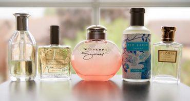 عطرهای مردانه تابستانی