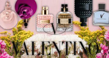 معرفی خوشبوترین عطرهای زنانه و مردانه برند ولنتینو