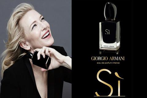خرید ادکلن زنانه سی برند جورجیو آرمانی Giorgio Armani Si Intense EDP
