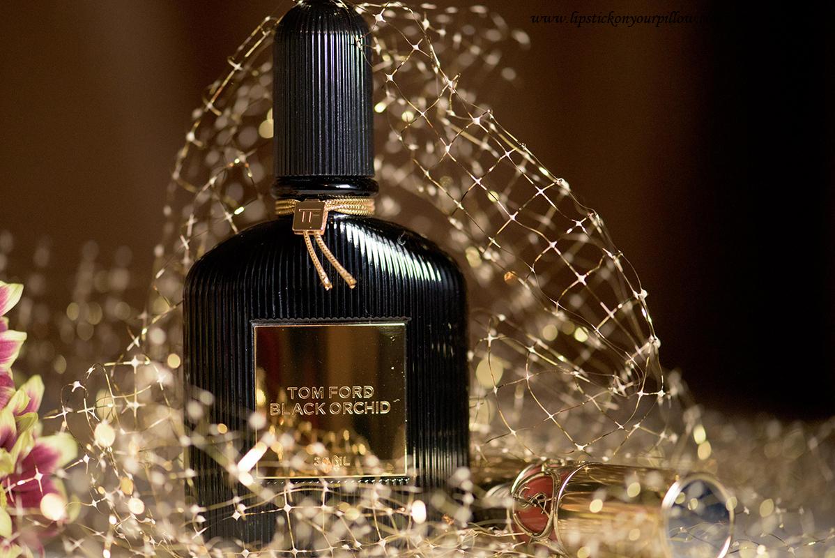 عطر و ادکلن زنانه تام فورد بلک ارکید (Tom Ford Black Orchid)