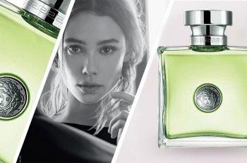 معرفی و خرید عطر ورساچه ورسنس معروف به عطر ورساچه سبز عطر Versace Versense