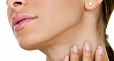 از بین بردن چروک و افزایش زیبایی گردن