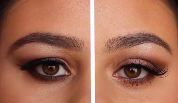 چگونگی آرایش صورت پف آلود