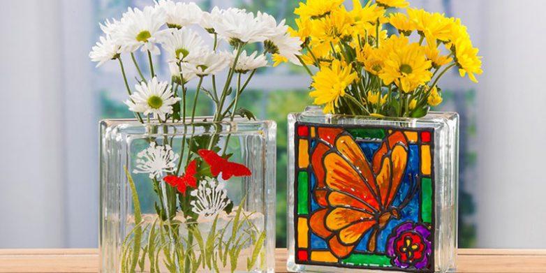 استفاده از شیشه خالی عطر و ادکلن