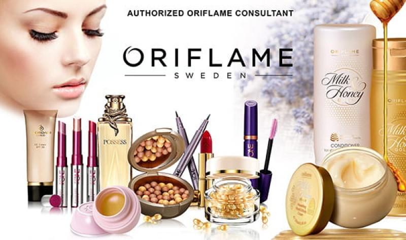 محصولات اوریفلیم Oriflame