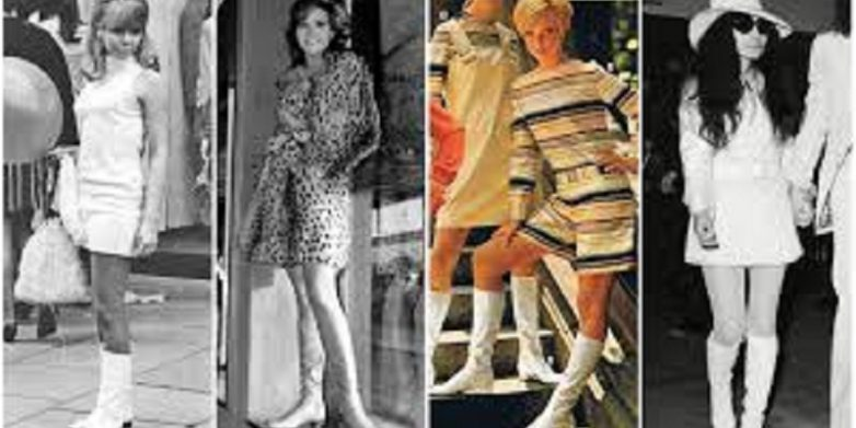 نگاهی بر مد و فشن دهه ۶۰ میلادی