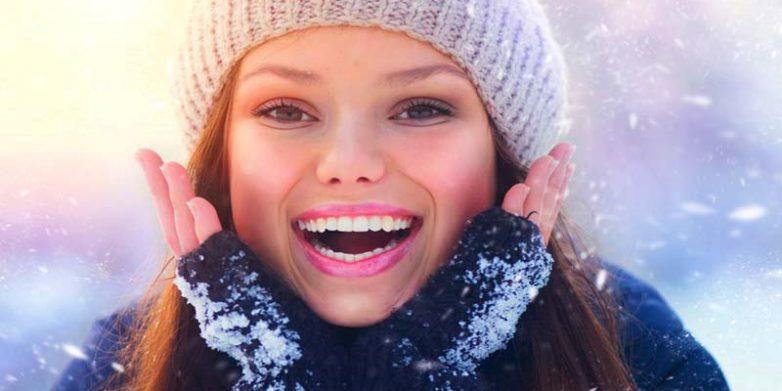 آرایش مناسب فصل زمستان