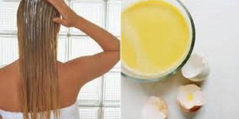 فواید شگفت انگیز ماسک تخم مرغ برای مو