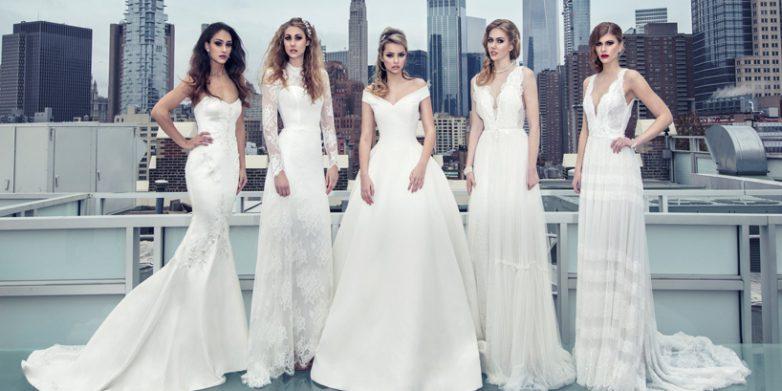 آشنایی با جدیدترین مدل های لباس عروس