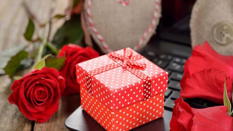 کادو برای ولنتاین